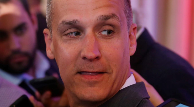 Charge: Corey Lewandowski