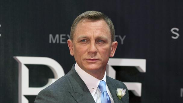 Daniel Craig is the UN's global advocate for the elimination of mines and explosive hazards (AP)