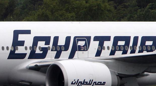 The EgyptAir flight from Alexandria to Cairo was forced to land in Cyprus last week