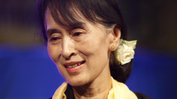 Aung San Suu Kyi's party won a landslide victory in last November's election