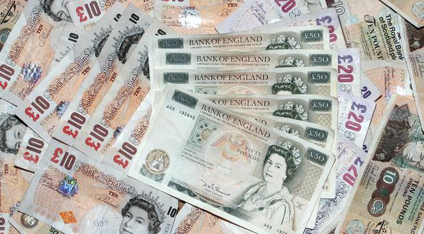 'The pound has already fallen sharply against a raft of currencies'