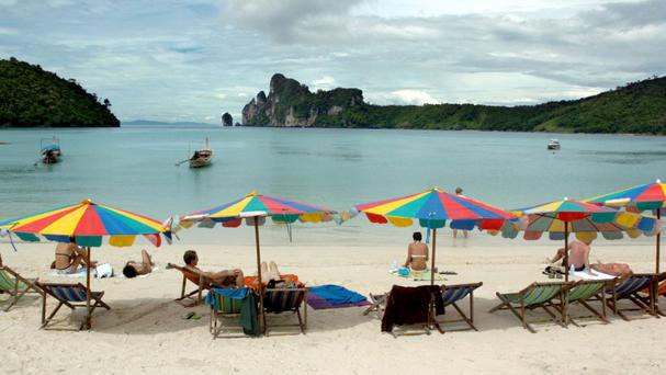 Thailand attracted nearly 30 million tourists in 2015