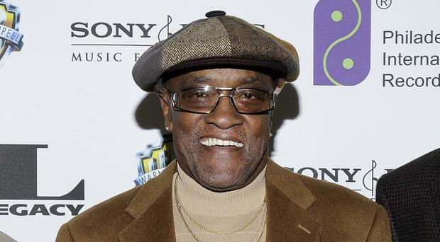 Billy Paul pictured in 2008 (AP)