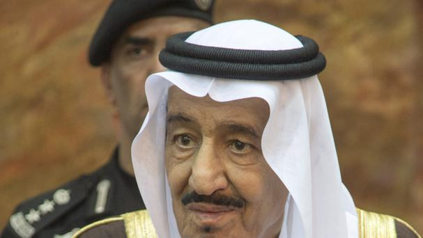 King Salman announced the approval for the