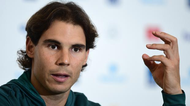 Rafael Nadal said he has filed a defamation lawsuit against Roselyne Bachelot