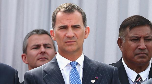 King Felipe announced his decision after spending two days meeting with party leaders