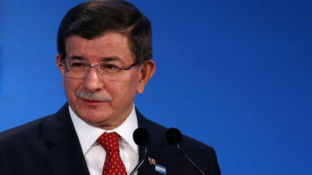 Ahmet Davutoglu said the new constitution will remain secular
