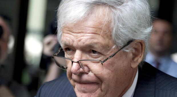Dennis Hastert has been jailed for 15 months