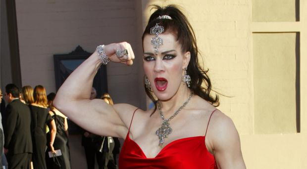 Chyna was found dead on April 20 (AP)