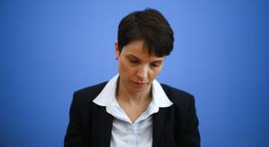 Frauke Petry, chairwoman of the right-populist party AfD, Alternative for Germany (AP)