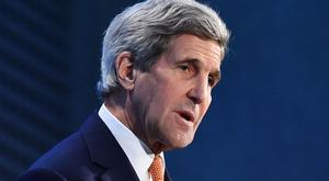 US Secretary of State John Kerry is in Geneva for talks on bringing stability to Syria
