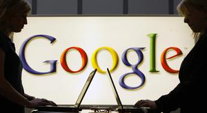 Google has received the information as part of a data-sharing agreement with the NHS and insists that it will only use the information for the purposes of improving healthcare (AP)