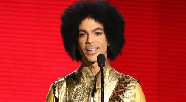 Prince was found dead in a lift (Matt Sayles/Invision/AP)