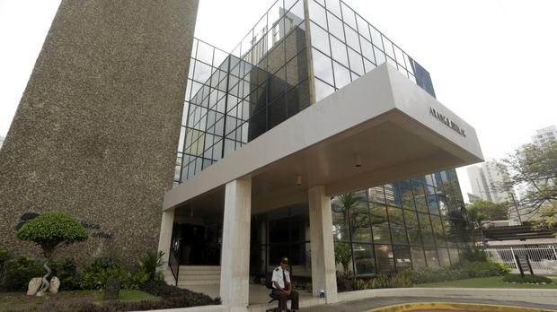 The headquarters of the Mossack Fonseca law firm in Panama City (AP)