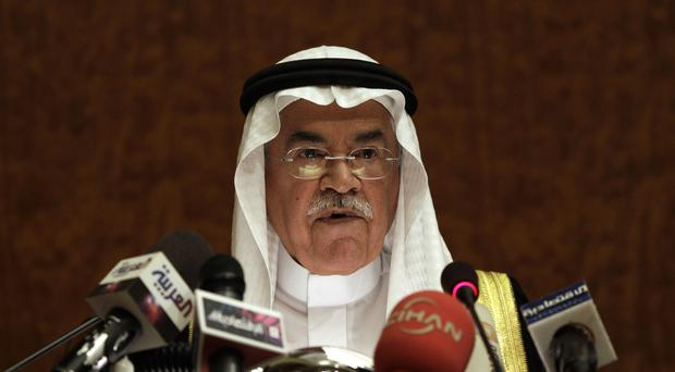 Ali Al-Naimi has been ousted from his post