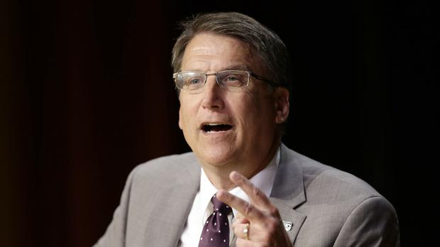North Carolina Governor Pat McCrory (AP)