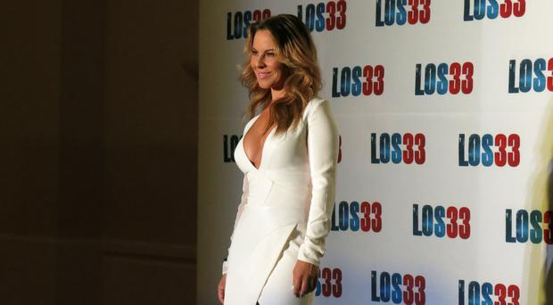 Kate del Castillo aims to produce a movie about drug lord El Chapo (AP)