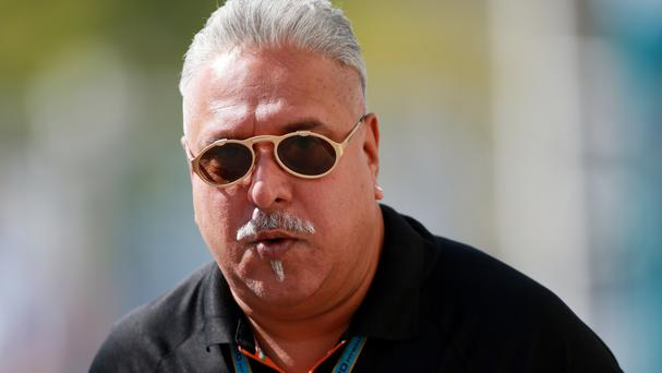Britain told India it cannot deport Vijay Mallya because he entered the country on a valid passport in March