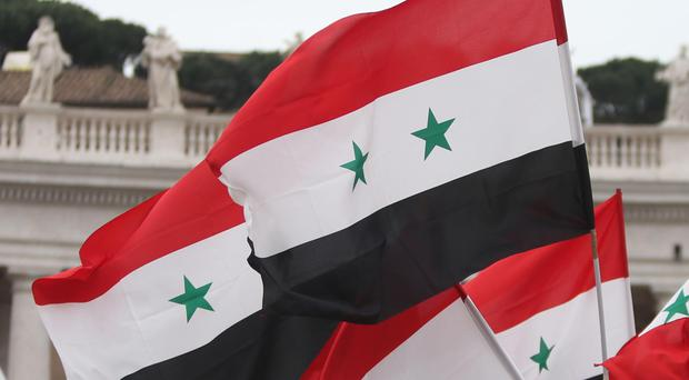 The civil war in Syria was sparked by a crackdown on anti-government protests in 2011