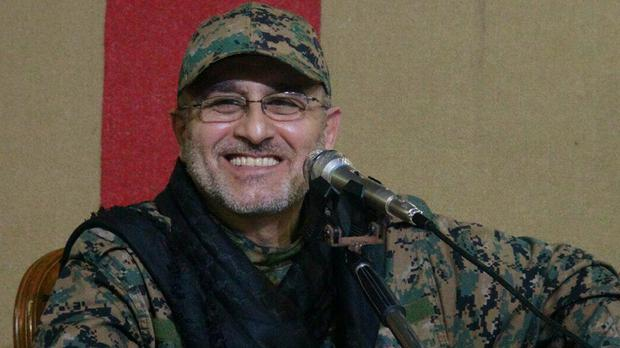 Mustafa Badreddine has been killed in Syria, according to Hezbollah (Hezbollah Media Department via AP)