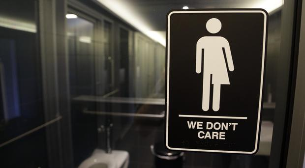 The guidance says public schools are obligated to treat transgender students in a way that matches their gender identity (AP)