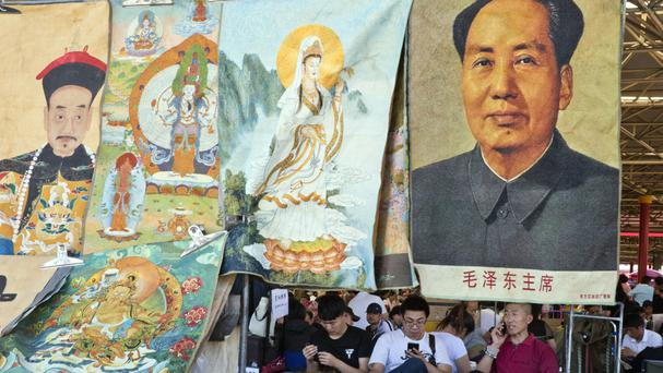 50 years ago, China embarked on its Cultural Revolution, a decade of chaos launched by Mao Zedong to enforce radical egalitarianism. (AP)