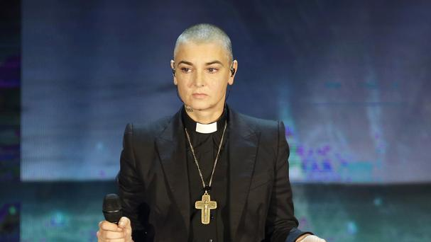 Sinead O'Connor has not been seen since going on a bicycle ride on Sunday morning (AP)