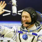 British astronaut Tim Peake is currently on board the ISS