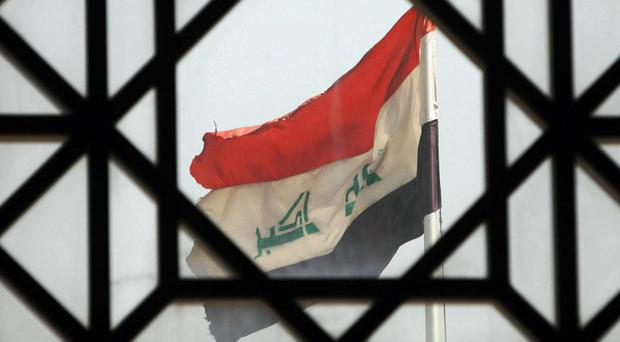 The car bomb was detonated in Baghdad