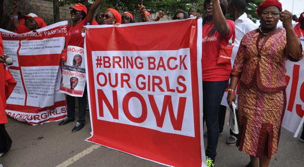 The first of the kidnapped schoolgirls has been found, according to her uncle