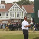 Phil Mickelson has been named in the complaint (AP)