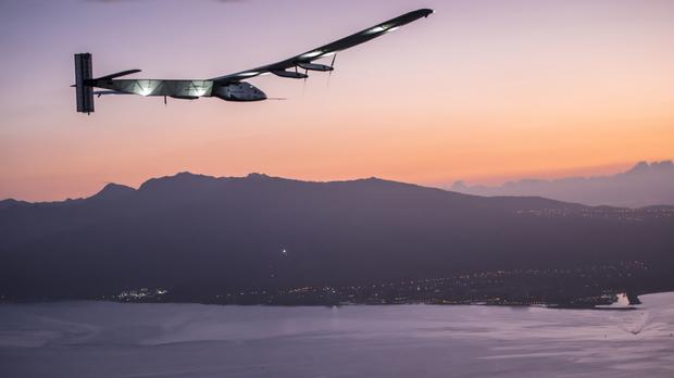 Solar Impulse 2 is on the last leg of it round-the-world trip