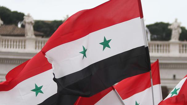 A series of explosions have been reported in government strongholds in Syria.