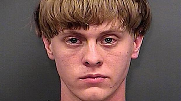 Dylann Roof, who is charged with killing nine people at a church in South Carolina (Charleston County Sheriff's Office/AP)