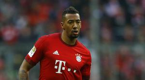 Berlin-born Bayern Munich defender Jerome Boateng has played 57 times for Germany (AP)