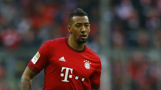 Germany unites behind Jerome Boateng after politician's racist insult