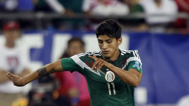 Alan Pulido has been kidnapped in Mexico, according to state officials (AP)