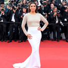 New bride: Eva Longoria