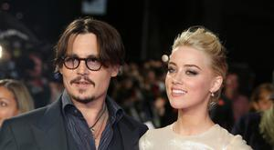 Johnny Depp and Amber Heard met on the set of the film The Rum Diary (AP)
