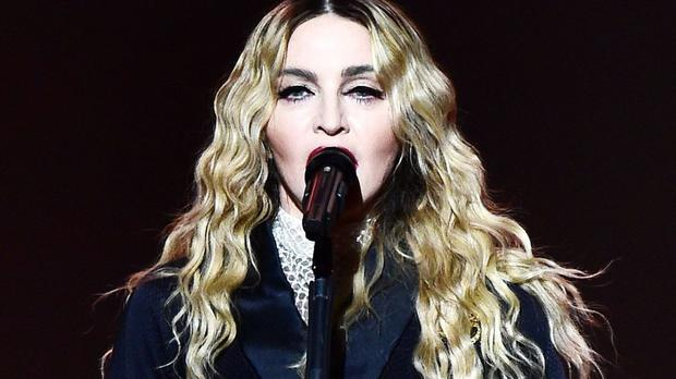 Madonna had a huge hit with Vogue