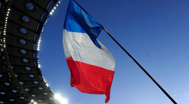 The bus carrying Czech tourists was passing through south-eastern France when it was fired on