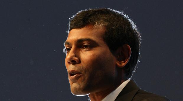 Former president of the Maldives Mohamed Nasheed has been granted asylum in Britain