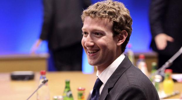 Mark Zuckerberg's account was quickly restored after the incident
