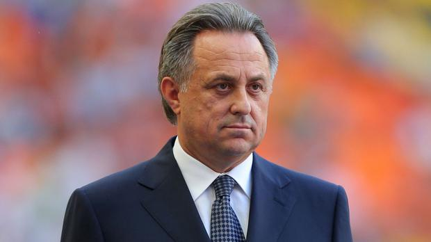 Vitaly Mutko dismissed he report as