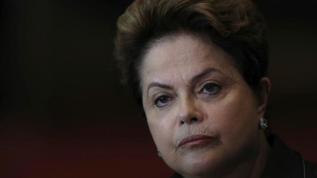 Dilma Rousseff said Brazilians should be consulted on the future