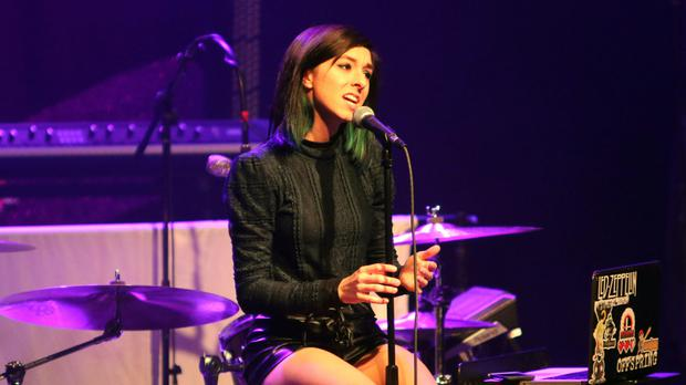 Christina Grimmie was critically injured when she was shot at a concert venue in Florida (AP)