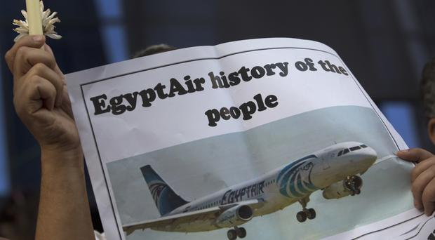 The cockpit voice recorder of the doomed EgyptAir plane which crashed last month, killing all 66 people on board, has been pulled from the Mediterranean Sea, Egypt's investigation committee said. (AP)