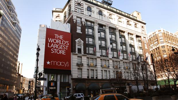 The Macy's department store in midtown Manhattan, New York, regards itself as the largest store in the world.