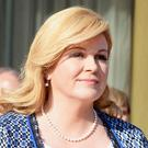 President Kolinda Grabar-Kitarovic has called for Croatia's parliament to dissolve