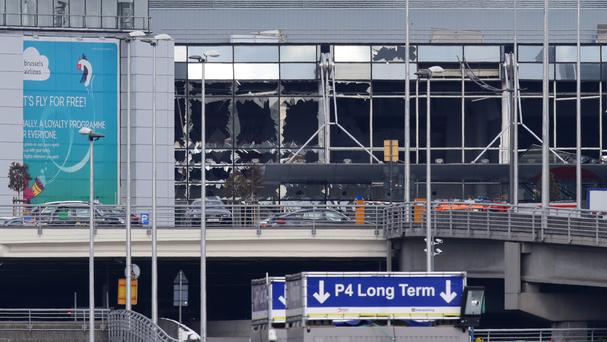 Belgium remains under the second highest terror alert after the attack on the airport and subway